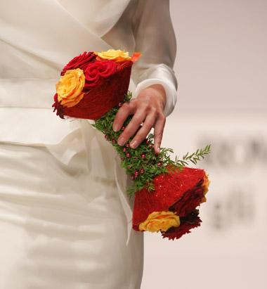كوشات زفاف ومسكات-