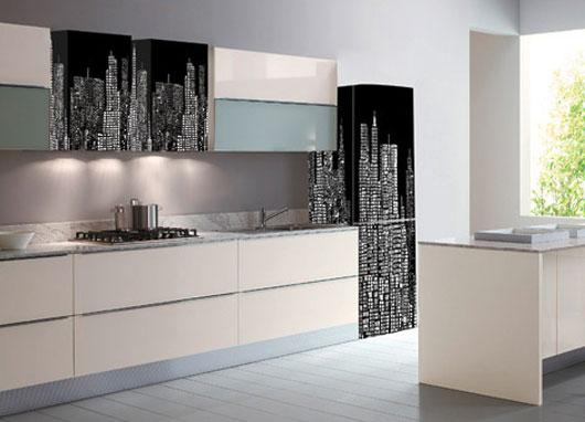 شياكة الأسود في مطبخك 2014 ، مطابخ باللون الأسود 2014 102505.png