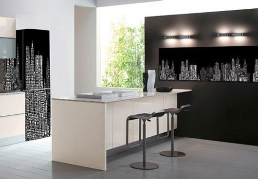شياكة الأسود في مطبخك 2014 ، مطابخ باللون الأسود 2014 102506.png