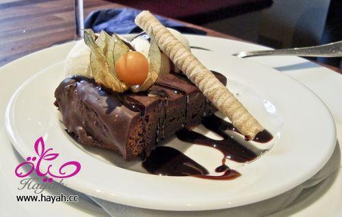 طريقة عمل جاتوه الشوكولا الفرنسي 2014 ، وصفة جاتوه الشوكولا 2014 108927.png