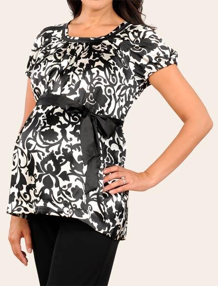 جديد ملابس الحوامل 2014 ، ازياء جميلة 2014 108990.png