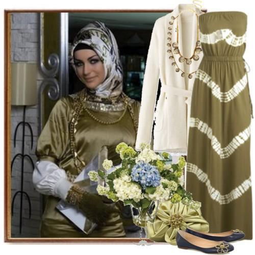 ازياء حشمه للمحجبات 2014 , اجمل الملابس للمحجبات 2014 109085.png
