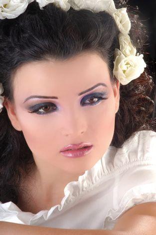 تسريحات عروس جديده 2014- اجدد تسريحات العرايس 2014 109096.png