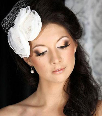 احتياجات عروس 2014 - مكياج ناعم للعروس 2014 109101.png