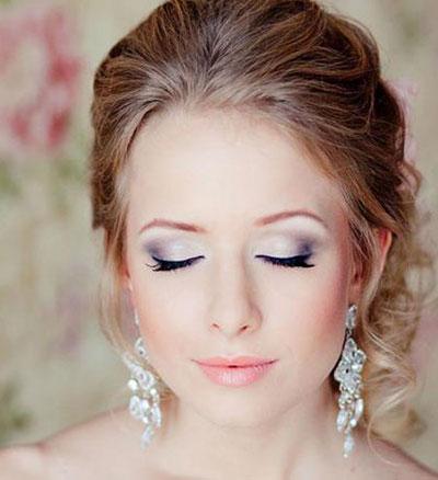 احتياجات عروس 2014 - مكياج ناعم للعروس 2014 109103.png
