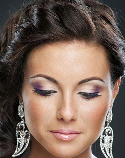 احتياجات عروس 2014 - مكياج ناعم للعروس 2014 109104.png