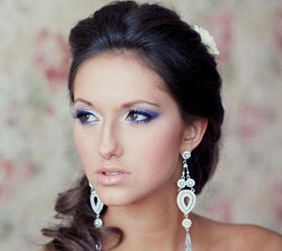 احتياجات عروس 2014 - مكياج ناعم للعروس 2014 109105.png