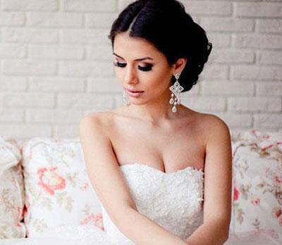 احتياجات عروس 2014 - مكياج ناعم للعروس 2014 109106.png