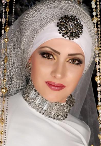 مكياج عروس للمحجبات 2014 - افخم مكياج عروس للمحجبات 2014 109108.png