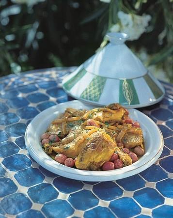 طاجين الدجاج بالزيتون 2014, طريقة عمل طاجين الدجاج بالزيتون 2014 109770.png
