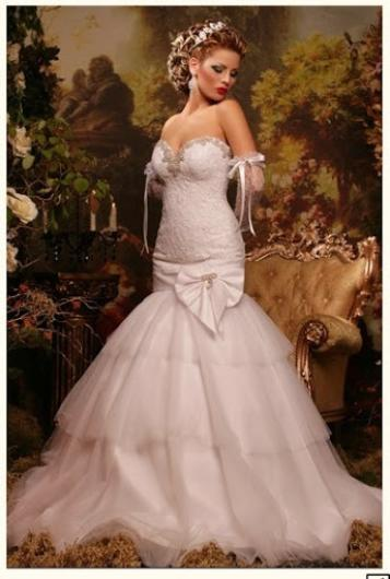 ازياء افراح 2014 , فساتين فخمة للعروس 2014 110136.png