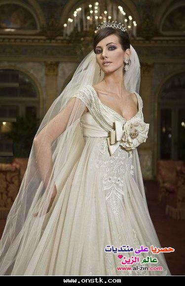 صور فساتين زفاف جميله 2014 , صور اشيك فساتين افراح 2014 110161.png