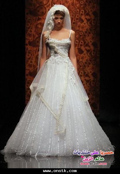 صور فساتين زفاف جميله 2014 , صور اشيك فساتين افراح 2014 110165.png