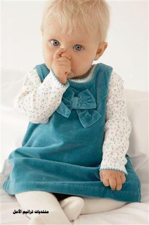 تصميمات ازياء اطفال للبنات 2014 -ارقى ازياء بنات فرنسية 2013 110695.png