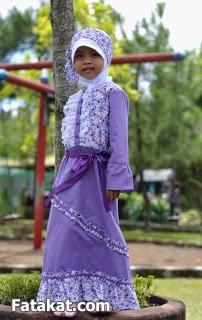 أطقم خروج للمحبات الصغيرات 2014، أزياء للمحجبات الصغار2014 110711.png