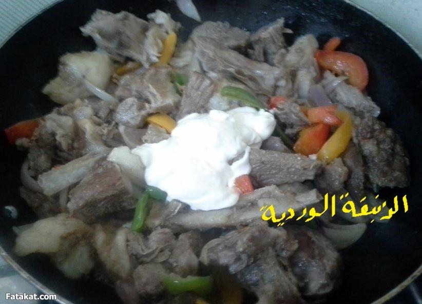 اللحم بالكريمة2014 , طريقة عمل اللحم بالكريمة2014 95151.png