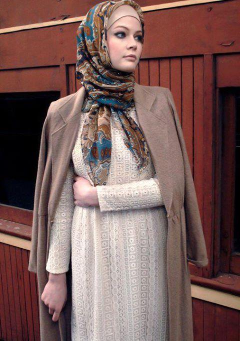 ملابس محجبات كيوت 2014 ، اجمل ملابس للمحجبات 2014 95805.png