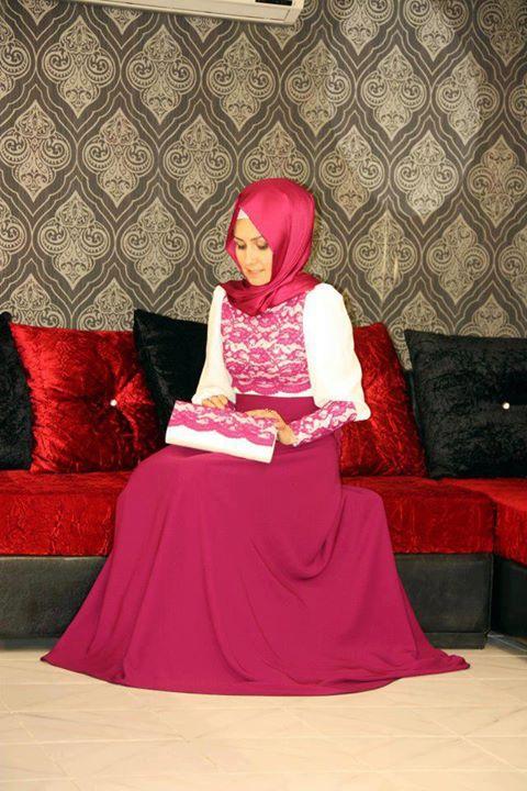 ملابس محجبات كيوت 2014 ، اجمل ملابس للمحجبات 2014 95808.png