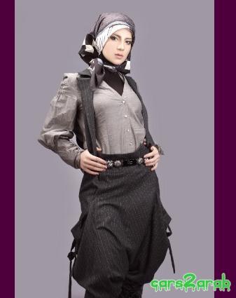 أجمل ملابس المحجبات 2014 - ملابس محجبات جميلة 2014 95822.png