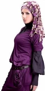 ملابس رقيقة للمحجبات 2014 - ارقى ملابس المحجبات 2014 95963.png