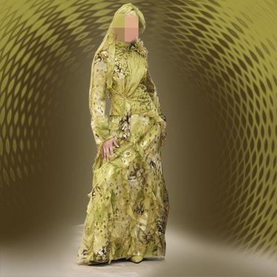 ملابس رقيقة للمحجبات 2014 - ارقى ملابس المحجبات 2014 95967.png