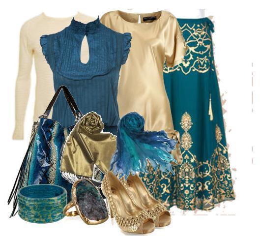 ملابس علي الموضة للمحجبات 2014 - موضة روعة لملابس المحجبات 2014 95979.png