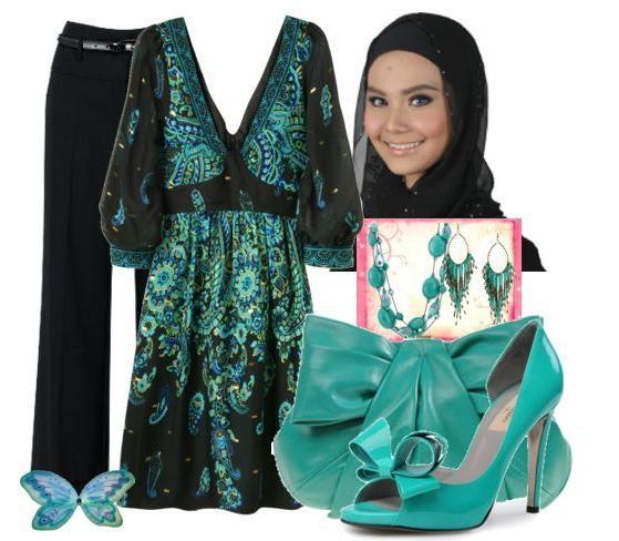 ملابس علي الموضة للمحجبات 2014 - موضة روعة لملابس المحجبات 2014 95981.png
