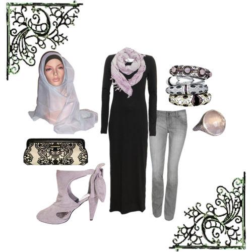 ملابس علي الموضة للمحجبات 2014 - موضة روعة لملابس المحجبات 2014 95982.png