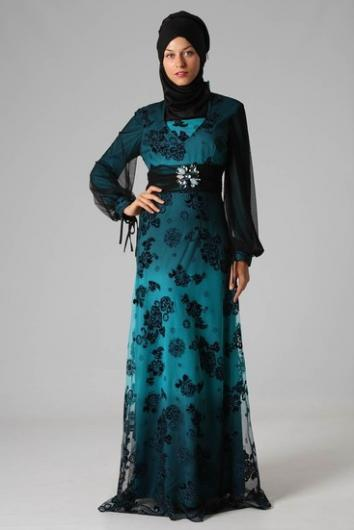 ملابس علي الموضة للمحجبات 2014 - موضة روعة لملابس المحجبات 2014 95987.png
