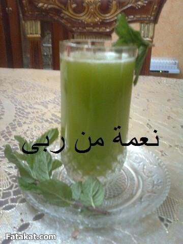 عصير الليمون بالنعناع2014 - طريقة عمل عصير الليمون بالنعناع 2014 99284.png