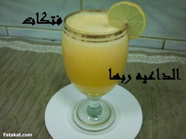 عصير البرتقال بالليمون العصير 2014 - طر يقة عمل عصير البرتقال بالليمون العصير 2014 99361.png