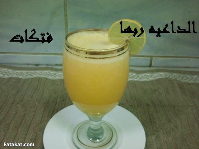 عصير البرتقال بالليمون العصير 2014 - طر يقة عمل عصير البرتقال بالليمون العصير 2014 99365.png