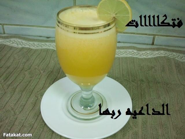 عصير البرتقال بالليمون العصير 2014 - طر يقة عمل عصير البرتقال بالليمون العصير 2014 99366.png