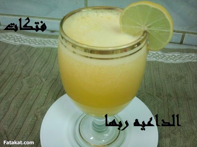 عصير البرتقال بالليمون العصير 2014 - طر يقة عمل عصير البرتقال بالليمون العصير 2014 99367.png